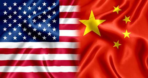 米国VS中国