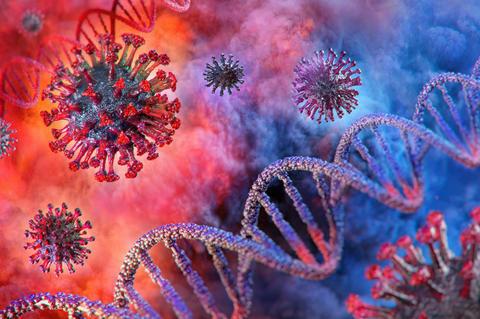 新型コロナウイルスは国により異なる遺伝子を持つ!