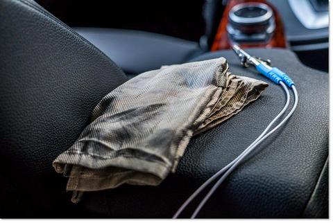 車中でのタカダイオン効果
