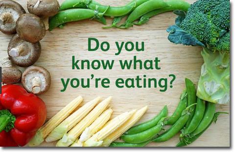 みんなは何を食べているのか?