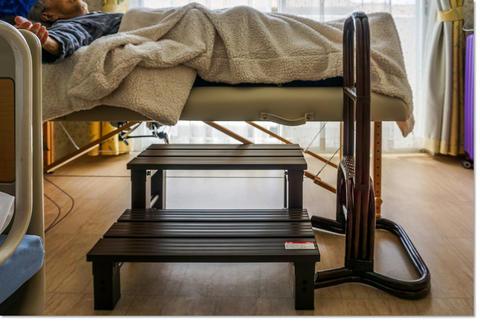 ベッドの上にセットするメリット