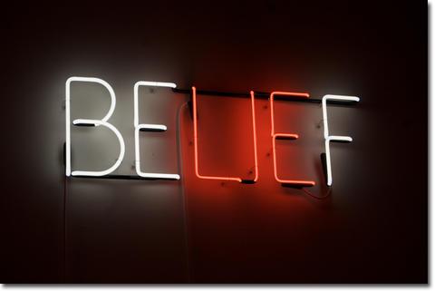 信念という意識のパワー