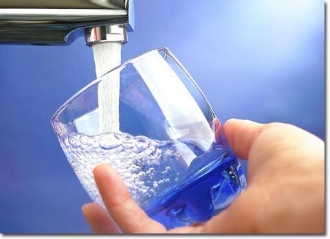 日本の水道水