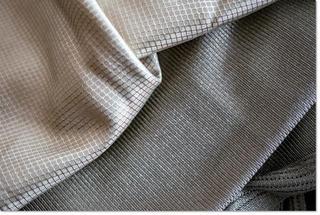 銀の布をリニューアル